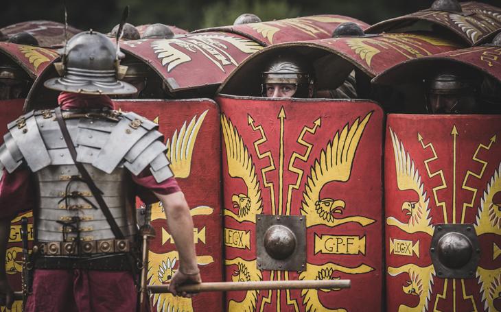 Kluby vojenské historie – Legio X Gemina (1. část)