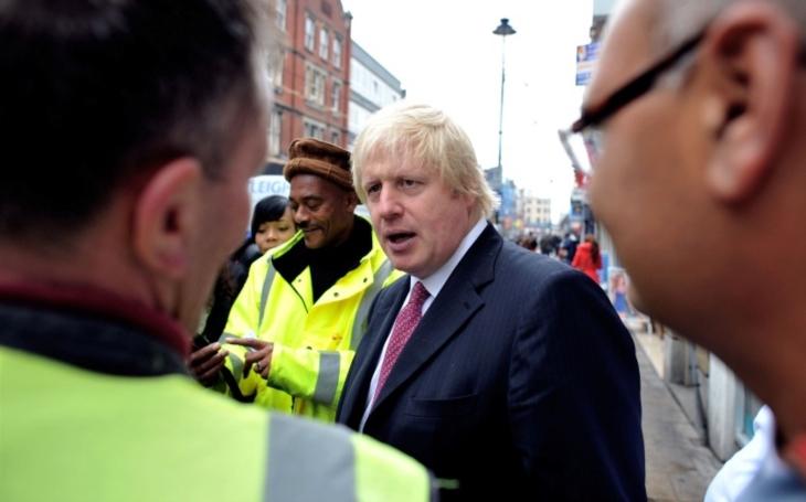 Johnson: Brexitový plán je pro Británii sebevražedná vesta