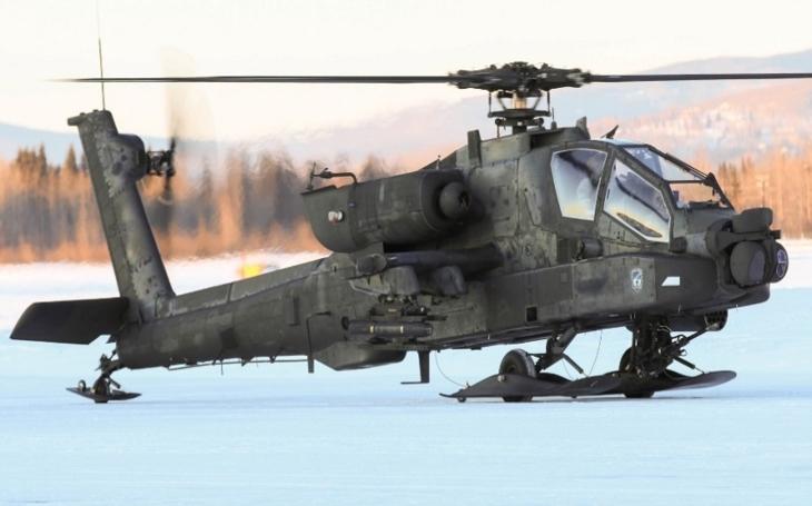 Americké letectvo nemá v plánu nahradit bitevní vrtulník AH-64 Apache. Prodlouží mu životnost nejméně o dalších 30 let
