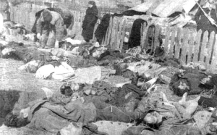 Volyňský masakr - stěží představitelná řež nevinných Poláků rukama fanatických banderovců