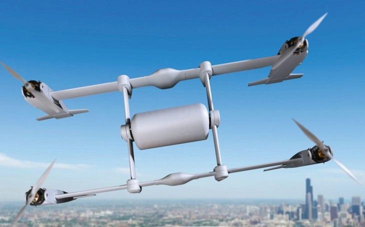 Bell společně s partnery do roku 2020 připraví demonstraci bezpilotních letadel pro NASA