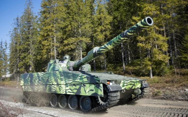 Na Dnech NATO se představí i vozidlo CV90120