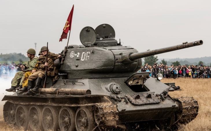 Dny NATO 2018 - historická technika a vojenská historie (1918-1945)