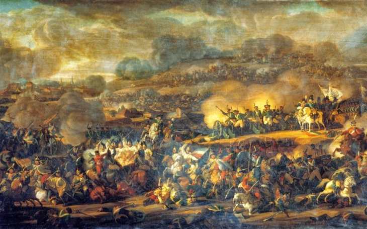 Napoleonské války - 205. výročí bitvy národů u Lipska (1813)