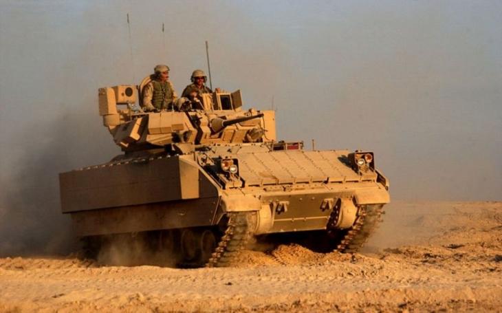 BAE Systems zmodernizuje bojová vozidla pěchoty M2 Bradley