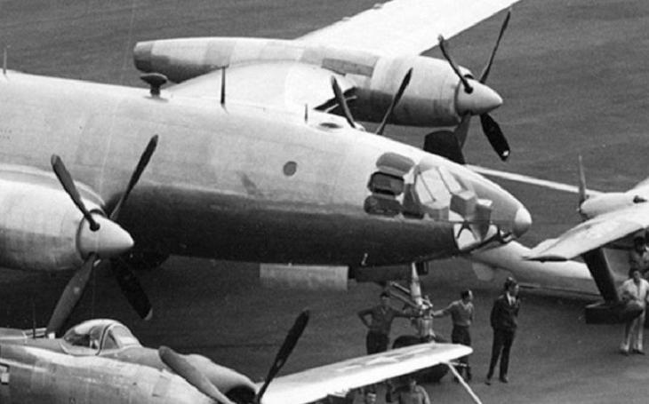 Zapomenuté letouny - Republic XF-12 Rainbow, letadlo, které mělo &quote;létat na všech čtyřech&quote;
