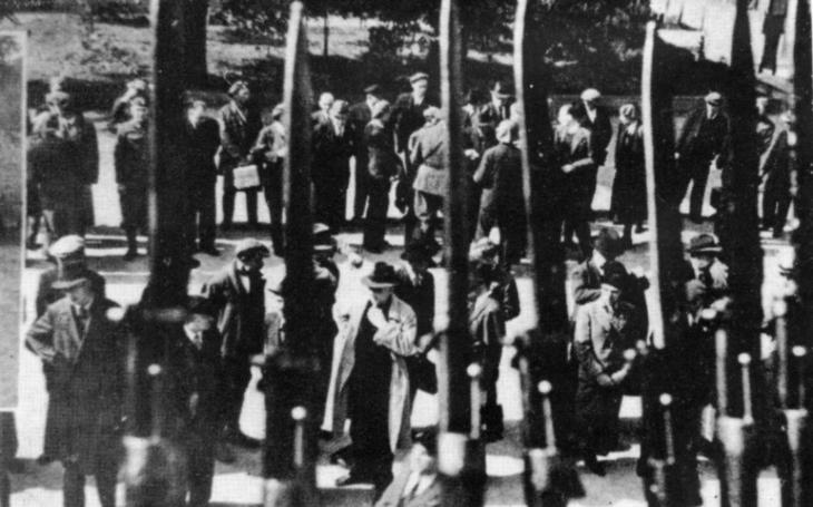 Všeobecná mobilizace 1938 - Rozhodnou vůli Čechoslováků bránit svou zemi zpřetrhal Mnichovský diktát