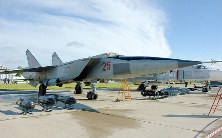 ,,Nešťastný&quote; MiG-25 - Byl navržen ke zničení amerického bombardéru, tížily ho vlastní problémy