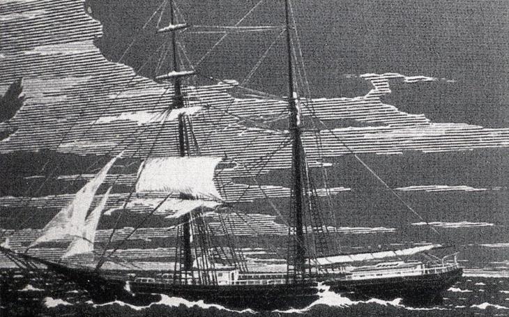 Záhada ztracené posádky lodi Mary Celeste – mimozemšťani, nebo obří krakatice?