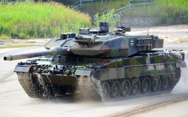 Leopard 2A6 – německá obrněná šelma