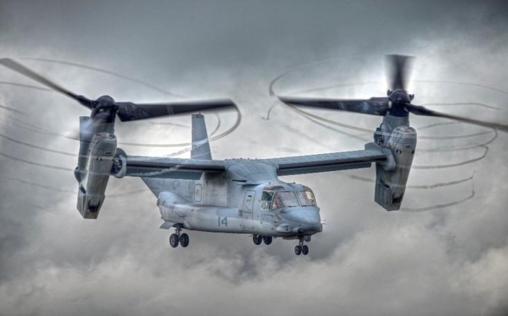 Americké námořnictvo chce provozovat konvertoplán Bell Boeing V-22 až do roku 2060. Chystá jeho velkou modernizaci