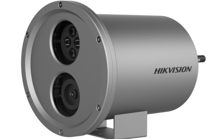 Nové kamery firmy Hikvision poskytují ostrý obraz v náročném prostředí pod vodou