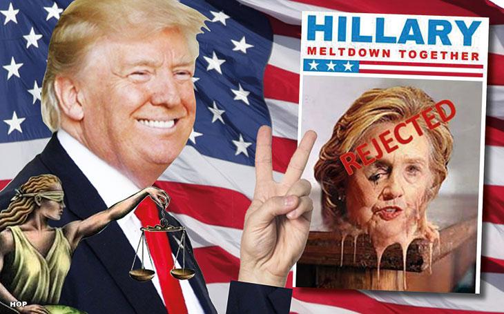 Masakr u Nejvyššího soudu. V USA zuří bitva o nejdůležitějšího muže. Clintonová pálí zezadu. A do zátylku