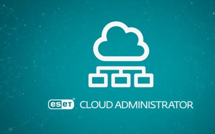 ESET představuje ESET Cloud Administrator pro správu zabezpečení malých a středních firem v cloudu