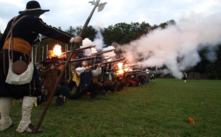 Kluby vojenské historie - Mortaigne Regiment