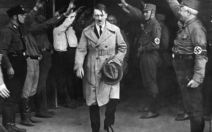 Hitler jako narkoman: od drog zničené žíly a kokain, kam se podíváš