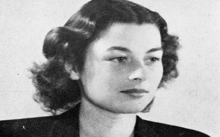 Violette Szabová - krásná špionka, která nenáviděla nacisty. Čekal ji strašlivý osud