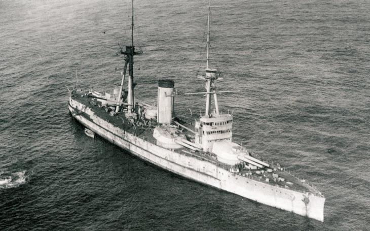 Nejmenší bitevní lodě – nešťastné španělské dreadnoughty España
