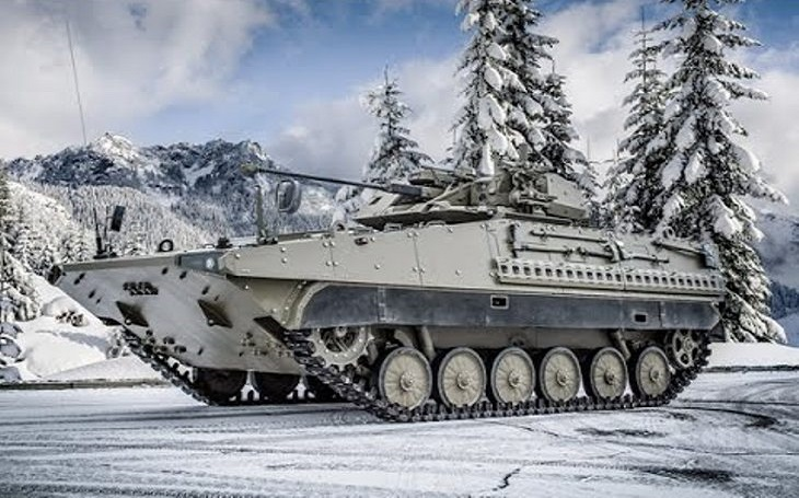 VIDEO: Šakal na Ukrajině - vozidlo budoucnosti i pro tamější armádu?