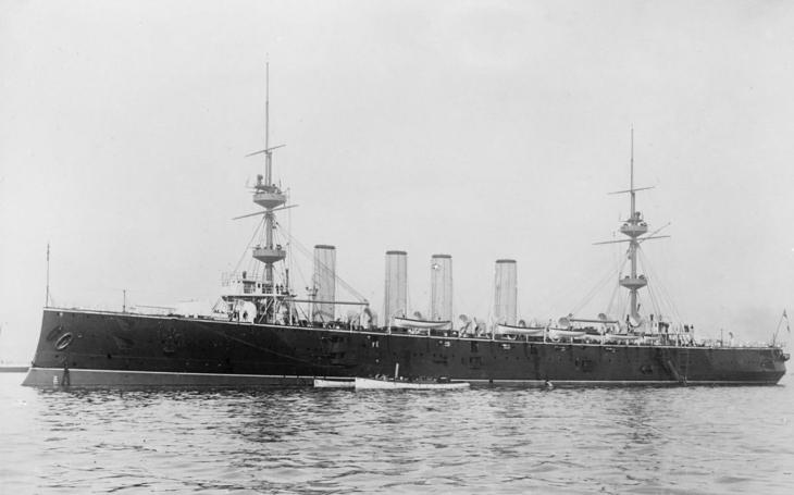 Pax Britannica - éra, kdy Británie vládla světu díky mocné Royal Navy