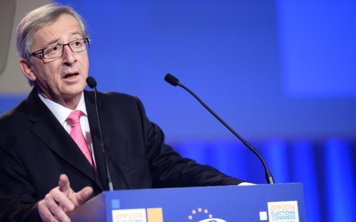 Juncker: Nepřijmout ani děti z řad migrantů je skandální