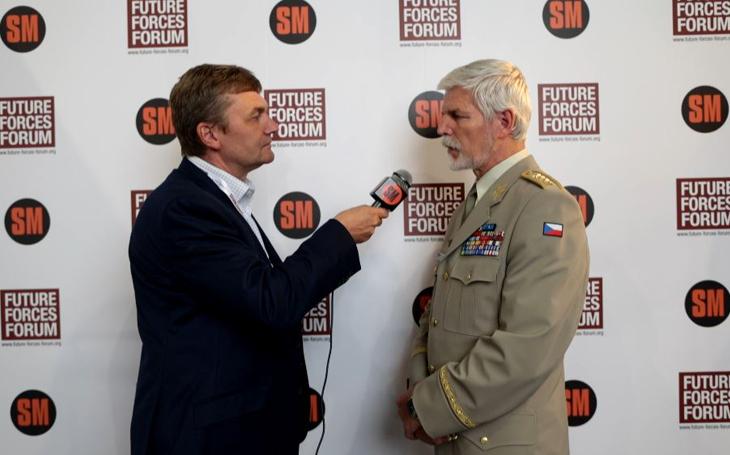 Generál Petr Pavel – malá armáda musí spoléhat na kvalitu (Future Forces Forum)
