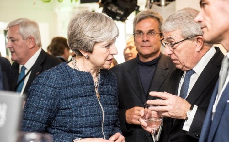 RTR: Mayová řekne poslancům, že dohoda s EU je z 95 pct hotova