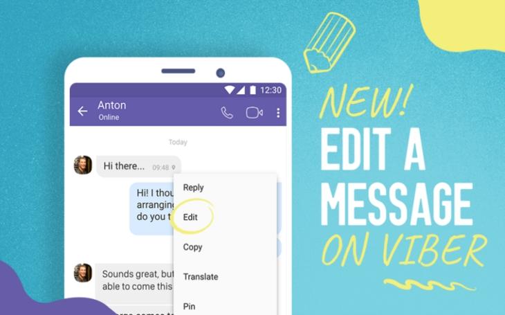4 nové funkce ve vaší aplikaci Viber – vaše komunikace bude zajímavá, neomezená, bezstarostná a snadná
