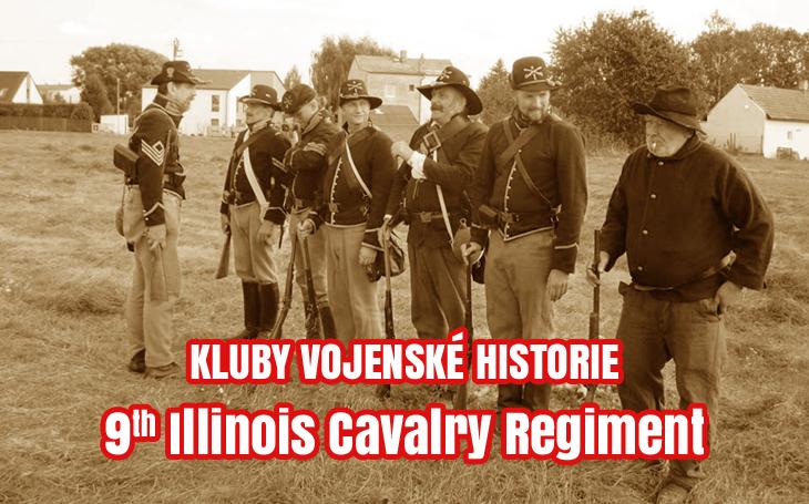 Kluby vojenské historie - 9th Illinois Cavalry Regiment (americká občanská válka)