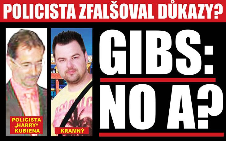 Policista zfalšoval důkazy a ještě za to dostal vyznamenání. Petr Kramný 28 let. Generální inspekce bezpečnostních sborů (GIBS): No a?