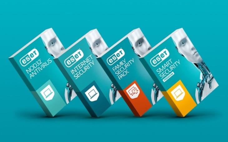 ESET vydává novou řadu bezpečnostních produktů pro domácnosti