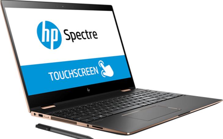 HP představilo nové prémiové počítače z řad HP Spectre a HP Elite