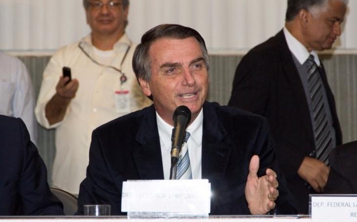 Brazilským prezidentem bude kandidát krajní pravice Bolsonaro