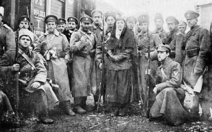 Kamarádka Dora – nemilosrdná rudá čekistka popravila minimálně 400 lidí v Oděse