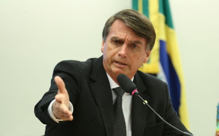 Budoucí hlava Brazílie chce tento rok liberalizovat držení zbraní