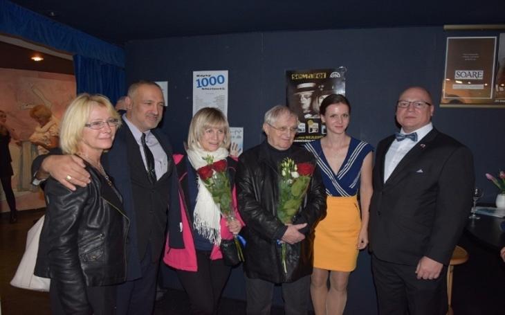 Oslavy 100. výročí založení ČSR v Slovenském domu, Muzeu TGM a v legendárním divadle Semafor
