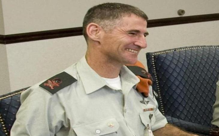 Izraelský generálmajor Jair Golan - na sílu musíme odpovědět silou