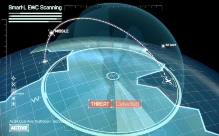 Společnost Saab obdržela objednávku na radarovou technologii AESA od vlády USA