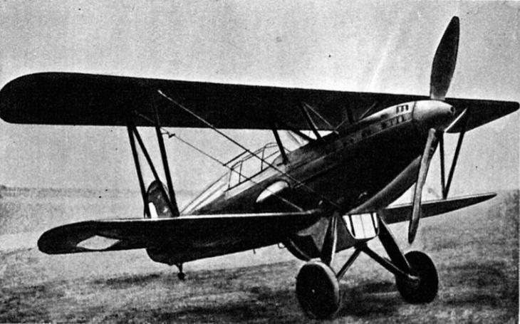 Stíhací letectvo Československa - jedna z páteří nově vznikající armády (1918-1938)