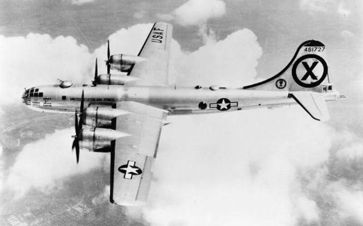 ,,Horká&quote; studená válka - Jak byl sestřelen osamělý americký bombardér RB-29A nad KLDR (1953)