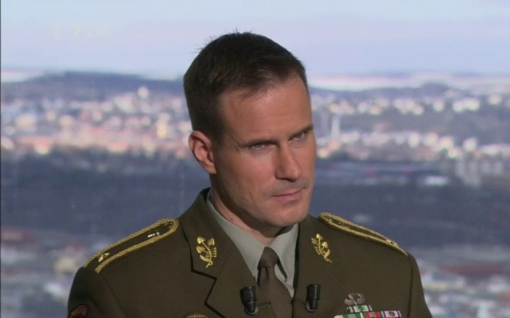 V čele NÚKIB Dušana Navrátila nahradí generál Řehka, bývalý velitel 601. SKSS
