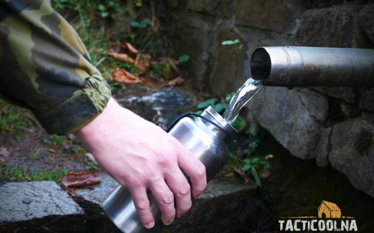 VODA - když zmrzne, je problém!