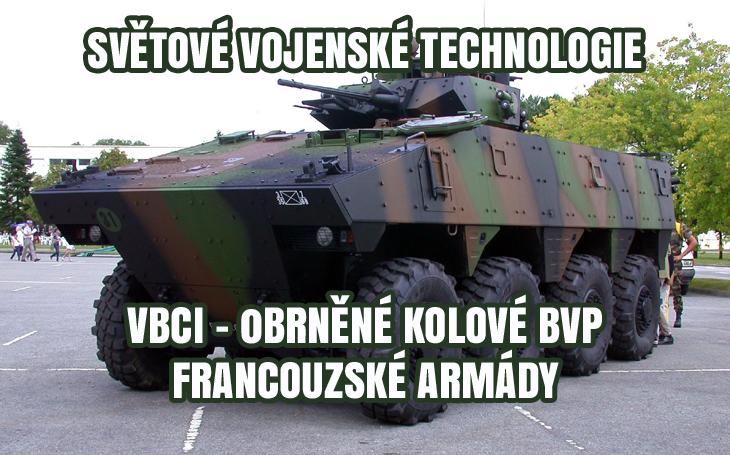 VBCI – francouzské obrněné bojové vozidlo pěchoty (2008–2019)