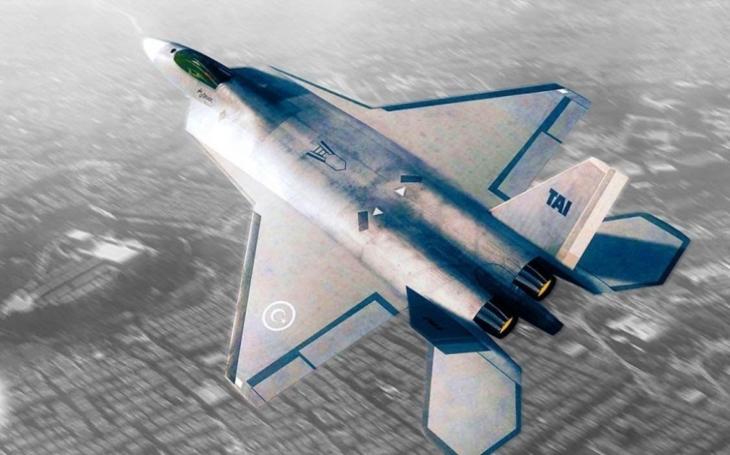 První prototyp tureckého letounu 5. generace má vzlétnout v roce 2023