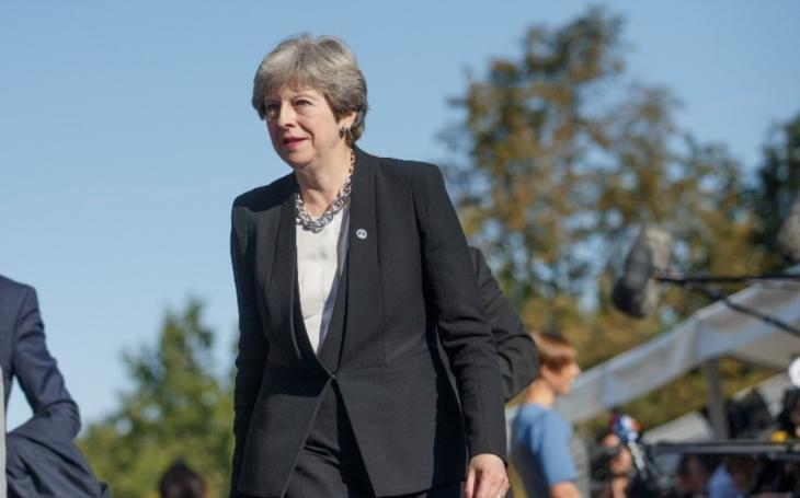 Mayová: Brexit dotáhnu do konce, dohoda je v národním zájmu
