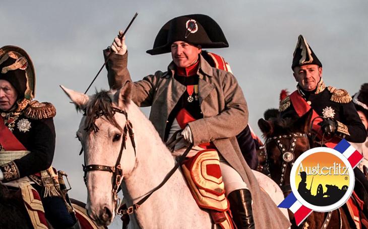 Bitva u Slavkova (Austerlitz) – 213. výročí a související program (19.-29. listopadu)