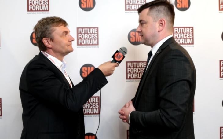 Ohlédnutí za Future Forces Forem - Jakub Gabriel o společnosti Ray Service, a.s.