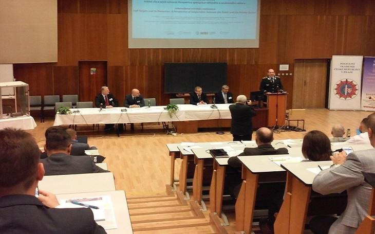 Na Policejní akademii se diskutovalo o problematice měkkých cílů a jejich ochraně