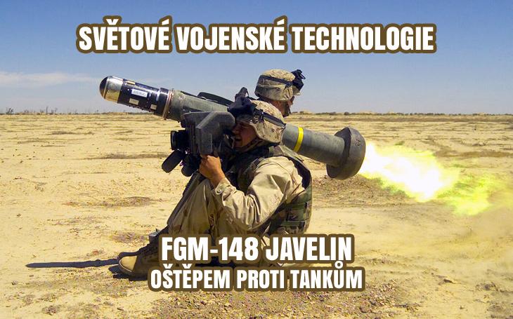 FGM-148 Javelin – oštěpem proti tankům (1996–2018)