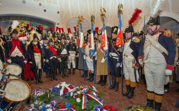 Austerlitz 2018 – 213. výročí bitvy u Slavkova – dobojováno